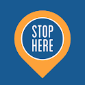 Stop Here icon