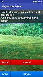 Hayata Dair Sözler screenshot 4