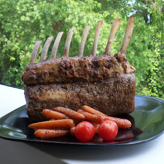 Roasted French Rack of Lamb