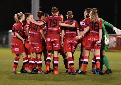 Coach vrouwenteam OH Leuven houdt ermee op