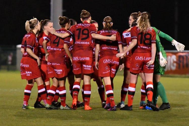 OH Leuven roert zich bij de vrouwen met vijf transfers in één klap