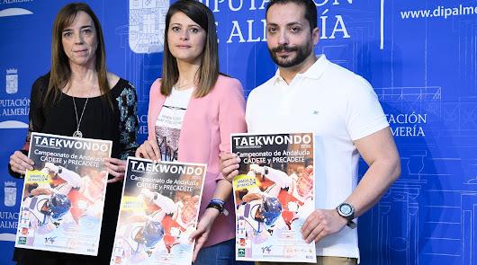 Diputación apoya el taekwondo