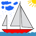 Marine Wetter, Seewetter, Skippers Wetter icon