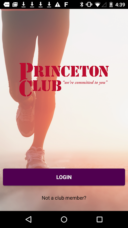 Princeton Club- screenshot