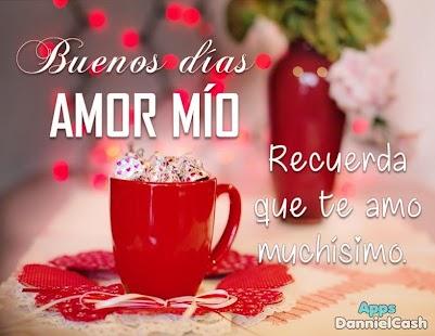 Saludos de Buenos Días Amor - Android Apps on Google Play