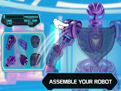 Assemble Robot Toy Suit 3