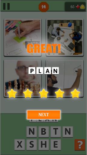 4 Pics 1 Word Challenge Game! 24 screenshots 5