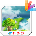 Green Planet Xperia Theme icon