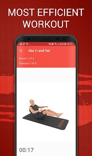 Spartan Six Pack Abs Workouts & Exercises PRO Screenshot