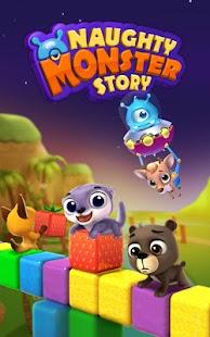 Naughty Monster Story- screenshot thumbnail