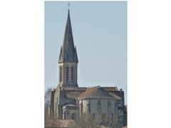 photo de Saint Pierre Ès Liens À Saint Pierre de Nogaret