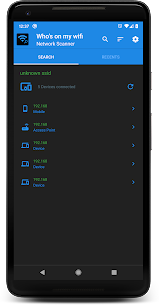 WHO'S ON MY WIFI Apk – NETWORK SCANNER 1