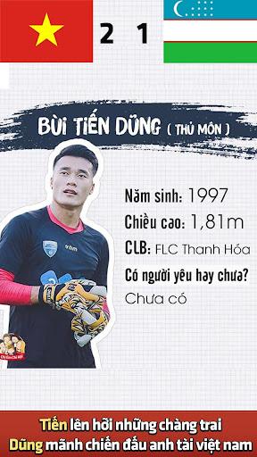 U23 Viet Nam chung ket - Thong tin cau thu 1.0.0 screenshots 3