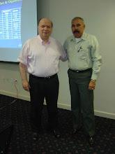 Photo: Lic. Ricardo Diaz, Subgerente de Estructuras Operativas de AHMSA