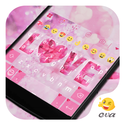 Valentine Love Keyboard -Emoji 遊戲 App LOGO-硬是要APP