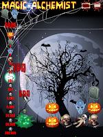 Screenshot of Magic Alchemist Halloween