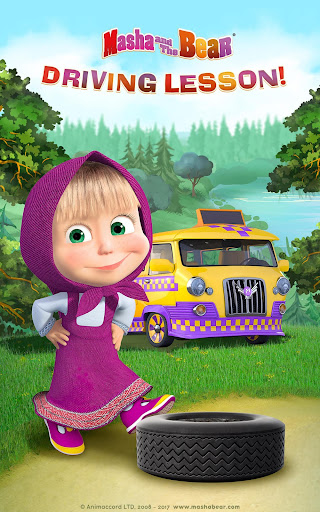 Masha and the Bear: Climb Racing and Car Games 0.0.3 screenshots 9