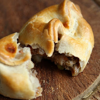 The Perfect Traditional Cornish Pasty.