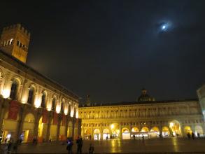 Photo: The Piazza Maggiore