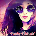 Painting Photo Art icon