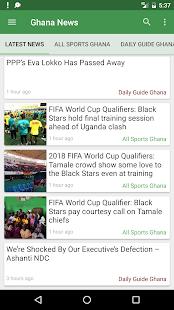 Ghana News - náhled
