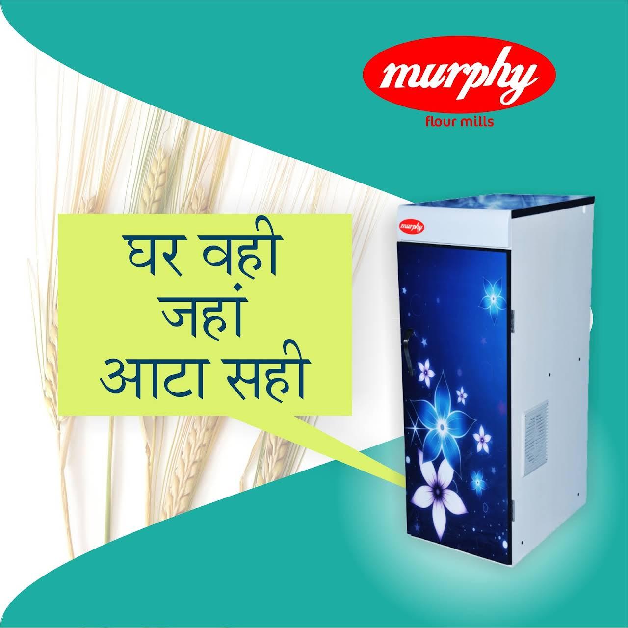 murphy flour mills atta maker atta chakki gharghanti chakki - flour