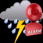 Kötü Hava Alarmı Icon