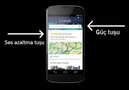 Receive Android Screenshot