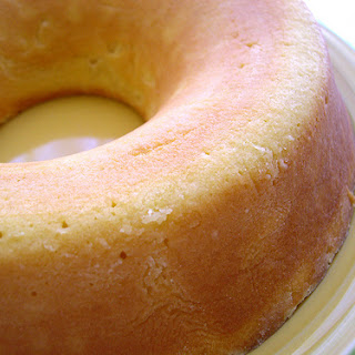 Condensed Milk Cake.