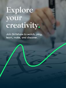 Skillshare – Creative Classes 5.2.13.24 5
