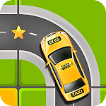 Unblock Taxi - Car Slide Puzzle Icon