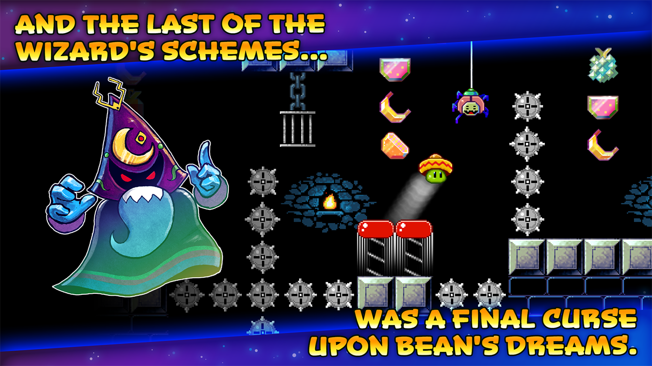 Bean Dreams- screenshot