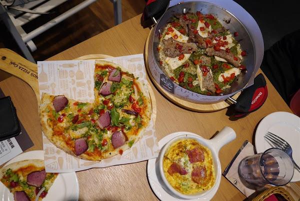 Tino's Pizza Cafe 堤諾比薩 高雄草衙道店