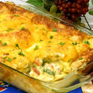 Frozen Chicken Breasts Casserole Recipes.