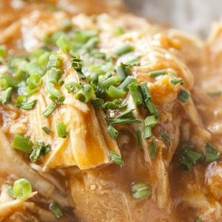 Thai Butter Chicken with Basmati Rice.
