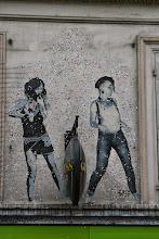 Photo: Street art -Sobr -Paris XIe - rue Amelot