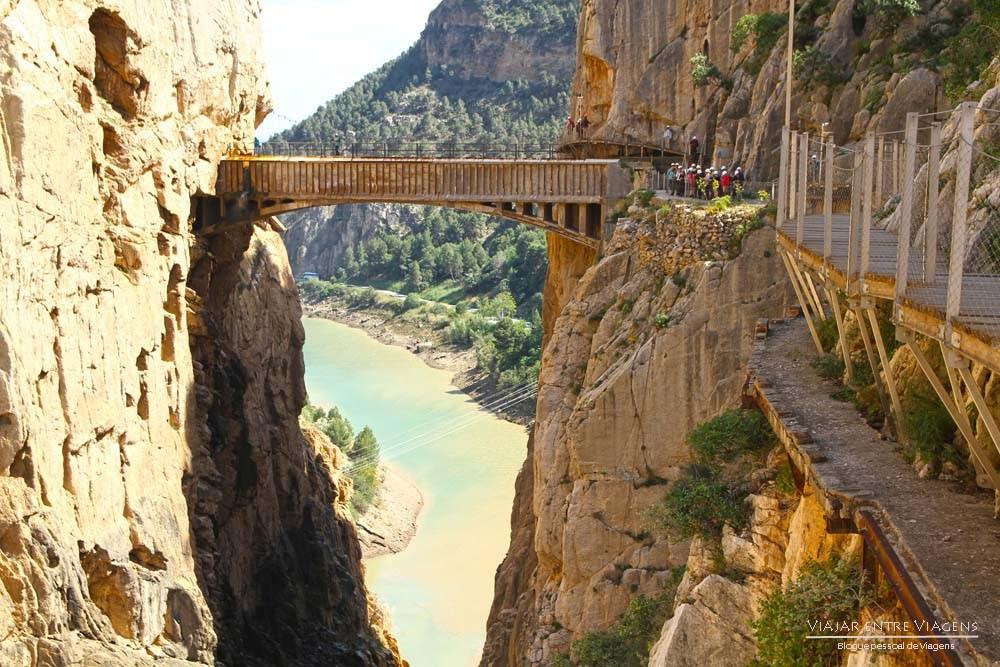 Encantos a descobrir numa VIAGEM À ANDALUZIA | Espanha Andaluzia caminito del rey