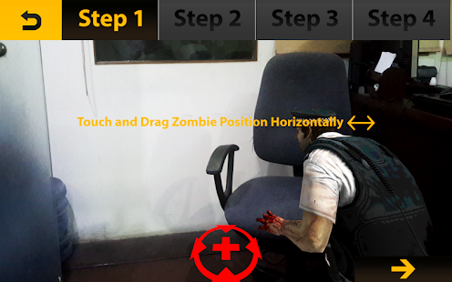 Zombie AR Video Recorder - náhled