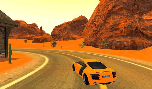 Real Desert Race