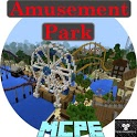 Map adventure park for Minecraft PE icon