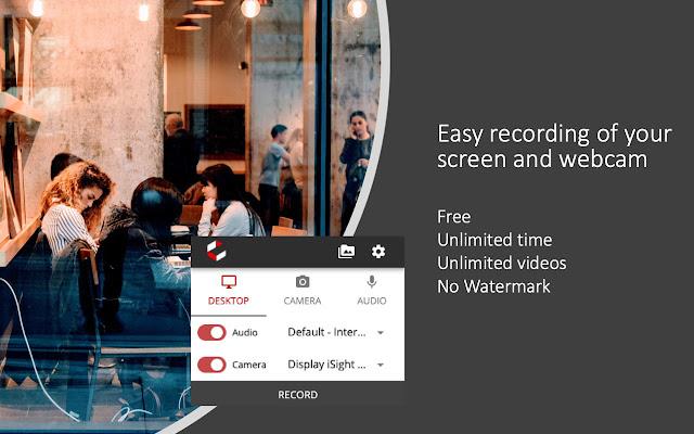 Presentations2Go - Screen Cast Recorder