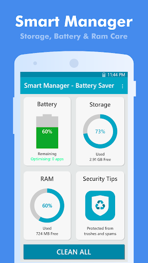 Smart Manager- Battery Saver & Device Manager for PC