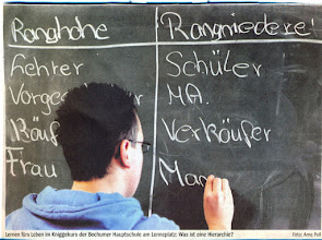 """Photo: Soviel zum Thema """"Gleichberechtigung"""" und was die Kids in der Schule lernen"""