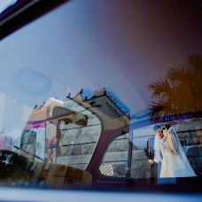 Wedding photographer Alex Huerta (alexhuerta). Photo of 12.10.2016