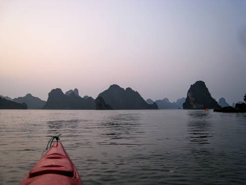 Halong Bay Kayaking Bay