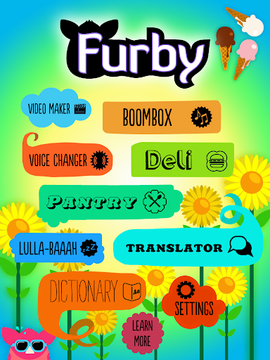 Furby - screenshot