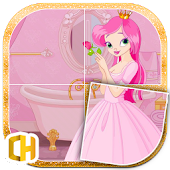 Princess Doll House Puzzle