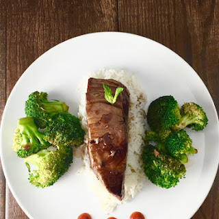 Tuna Teriyaki