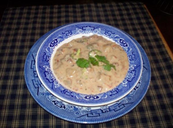 Parmesan Potatoe Soup Recipe