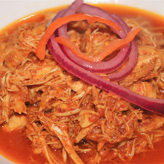 Slow Cooker Pollo Pibil